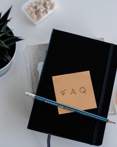 FAQ zum Thema Branding to go